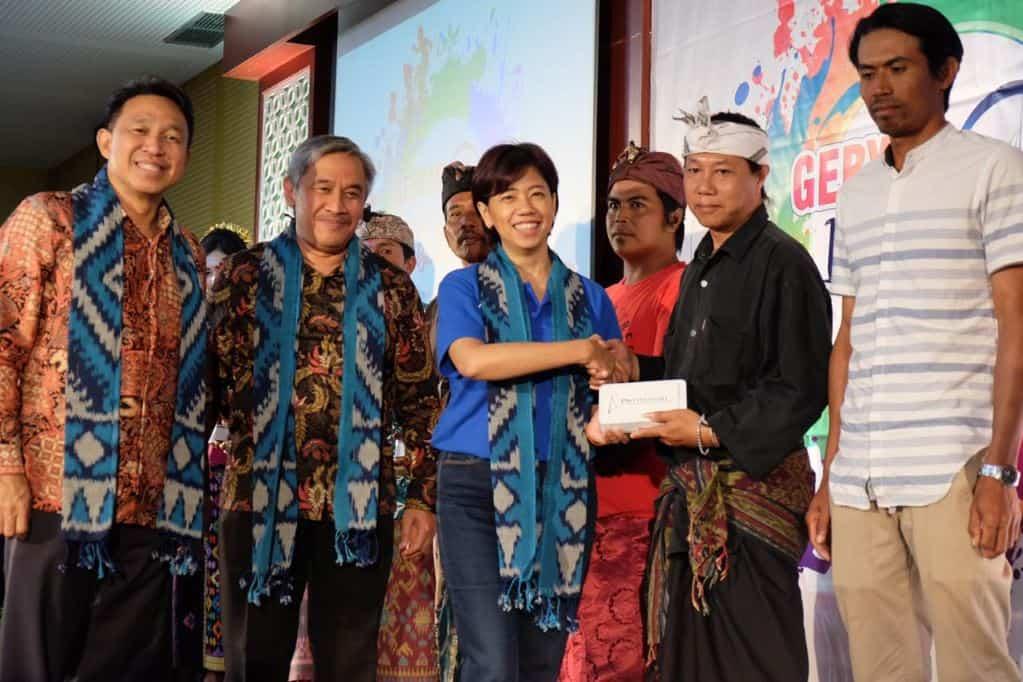XL Axiata Yessie Aplikasi Laut Nusantara