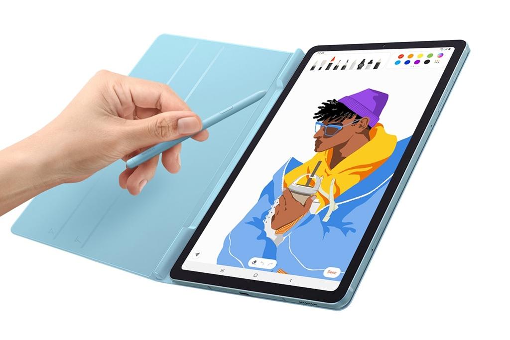 Galaxy Tab S6 Lite Book Cover