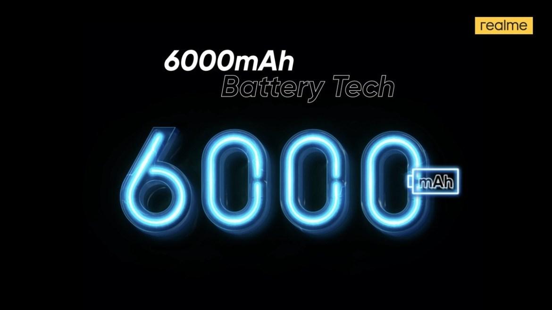 6,000 mAh real battery