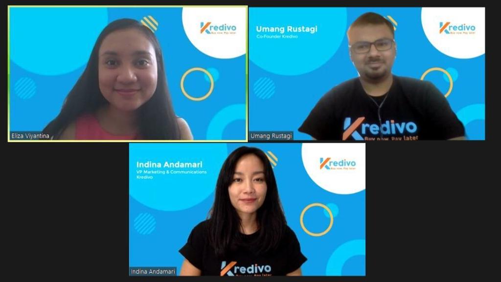 Discussion of Kredivo - VPC credit line funding media
